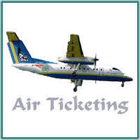 International & Domestic Air Ticketing