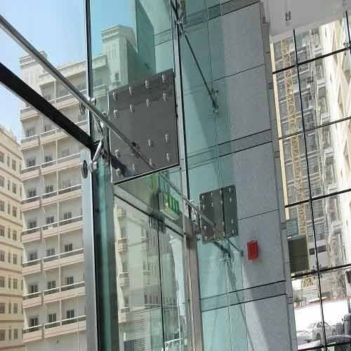 Multi Point Spider Fitting Glass Doors - Spider Fitting Glass Door Manufacturer From Bahadurgarh & Spider Door Fittings \u0026 Glass Spider Fitting Stainless Steel Glass ... Pezcame.Com
