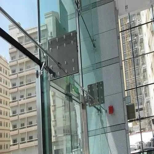 Spider Fitting Glass Door & Spider Fitting Glass Door Doors And Windows | GT Eurogroove Pvt ...