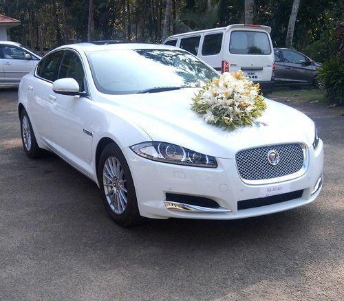 Jaguar Rental Car: Wedding Car Hire Rental Service In Alappuzha (Alleppey) In