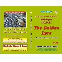 golden english book