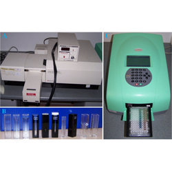 Digital Spectrophotometer