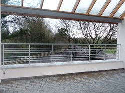 Stainless Steel Guard Railing
