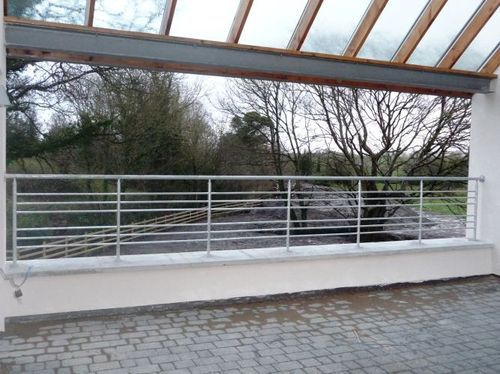 Stainless Steel Guard Railing Manufacturer From Mumbai
