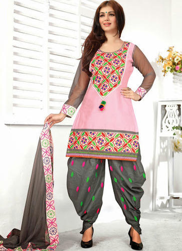 Image result for Punjabi suits give a fabulous appearance to ladies.