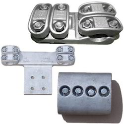 High Voltage Clamps & Connectors
