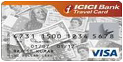 Foreign Currency International Debit Card