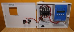 3 Phase Direct Online Dry Run Panel