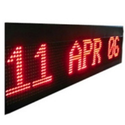Moving Message Displays