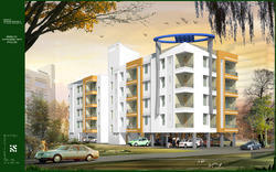Sarjoo Residency, Bailey Road, Patna