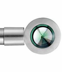 Designer Crystal Embedded Finials