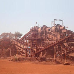 Manganese Ore Beneficiation Plant