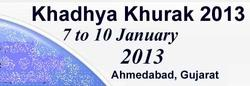 Khadhya Khurak 2013