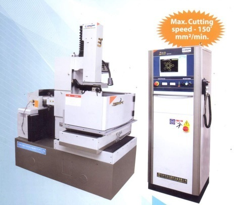 Cnc High Speed Wire Cut Edm Machine - Concord United Products ...