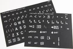 Keypad Sticker Printing Service