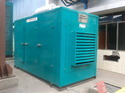 Green Generators Canopies