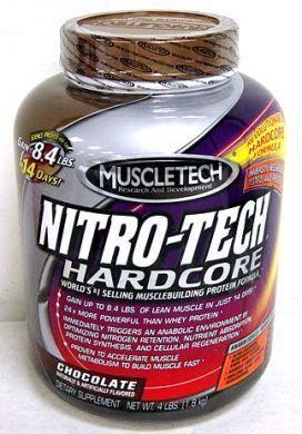 Muscletech Nitrotech Hardcore