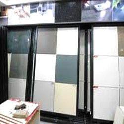 Vertical Tile Display Stands