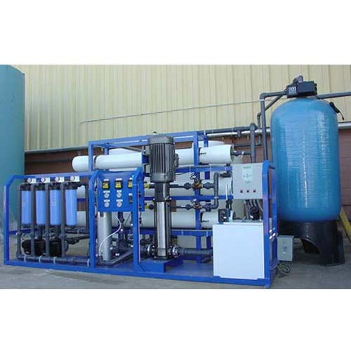 Automatic Stainless Steel Reverse Osmosis Plant, for Industrial, Capacity: 500 L/H