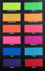 Fluorescent Pigments