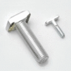 Brass T-Head Bolts