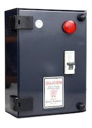 Gujcon Single Phase Open Well Control Panel, Usage: Submersible Pump, Motor Control