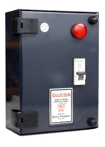 Open Well Control Panel Open Electrical Panel on