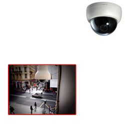 Dome Camera for Society