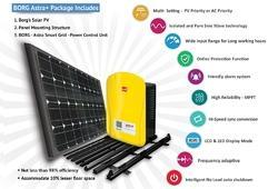 Roof Top Solar Power Solution