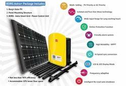 Micro Solar Power Plant