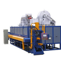 Hot Log Shear Furnace