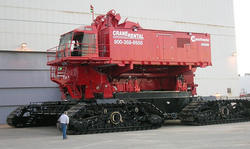 Manitowoc Crawler Crane Repair Service