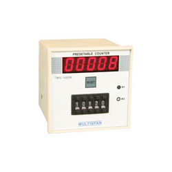 Digital Presettable Counters