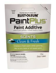 Rust Oleum Paint Plus Paint Additive Scents