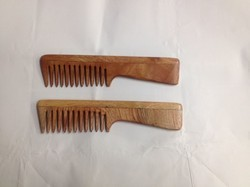 5-6 Inch Neem Wooden Combs