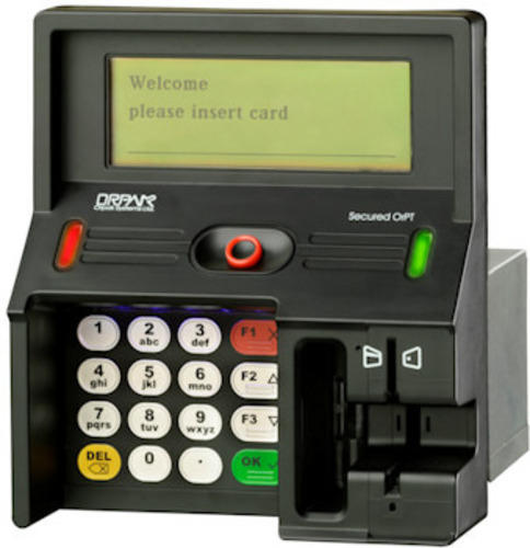 Outdoor Payment Terminals - View Specifications & Details of