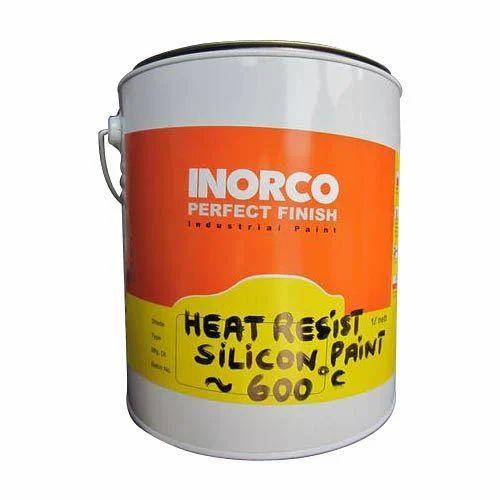 Heat Resistant Paint - Heat Resistant Silicone Paint