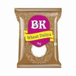 Indian Wheat Daliya, High in Protein