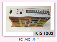 Tsudakoma FCU4D Unit