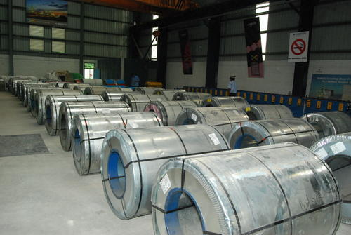 Pre Painted Galvalume Color Coated Coils - Yamuna Technical