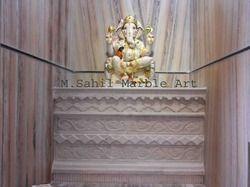 Marble Ganesh Mandir