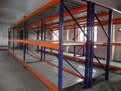 Industrial Heavy Duty Racks