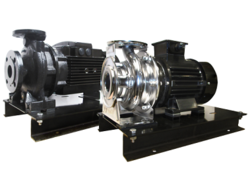 Monoblock Pumps - Three Phase, 0.5hp To 25 Hp