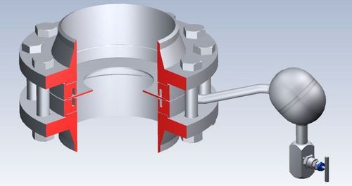 Flanged type flow nozzle view specifications details of flow