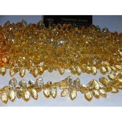 Citrine Marquis Cut Shape