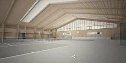 Tennis Hall Designing Services