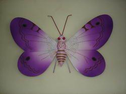 Garden Butterfly in Metal