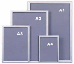 Aluminum Clip Frame