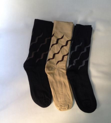 Computerized Men Cotton Socks