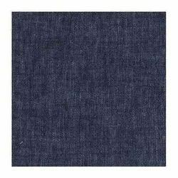 5 Oz Linen Denim Shirting Fabric